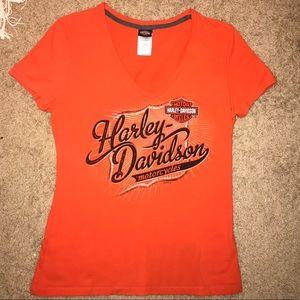 Women's Harley Davidson Tee